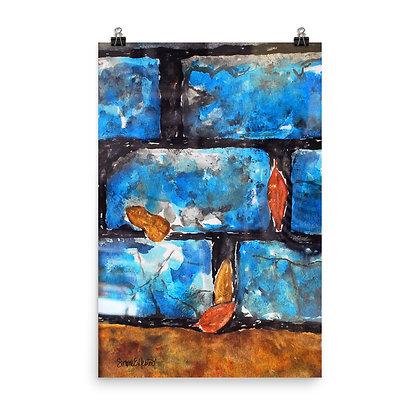 Bricks Print