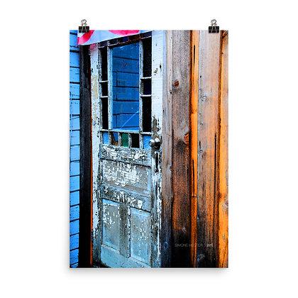 Door To Where Print