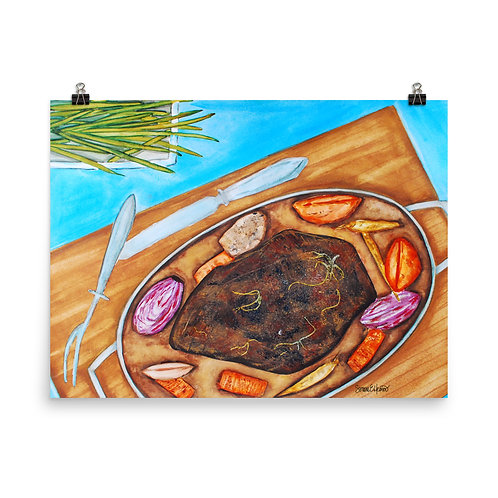 What's For Dinner? Print