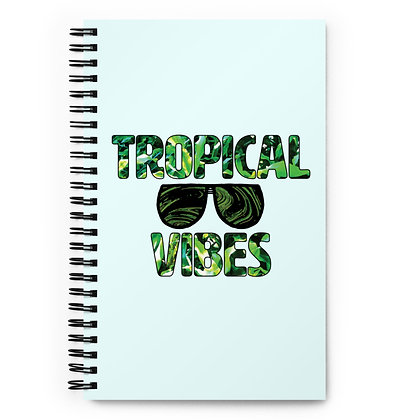 Tropical Vibes Journal