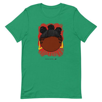 Bantu Knots Unisex T-Shirt