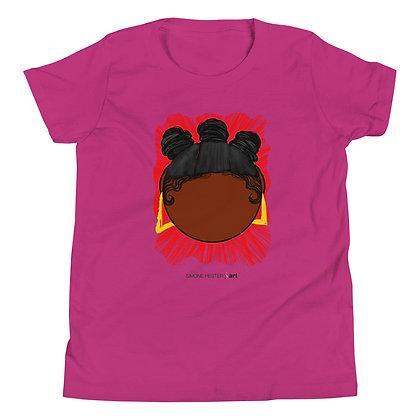 Bantu Knots Youth T-Shirt