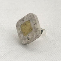 Square paper ring