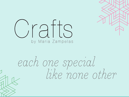 Welcome to my crafts