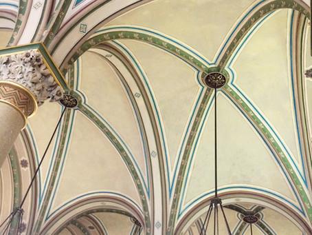 Interior inspired colour palette