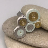 Quilling paper ring
