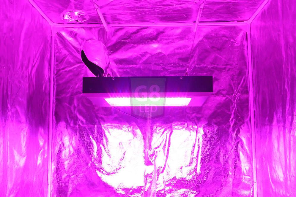 600 Watt Full Spectrum G8LED BLOOM Only   Skunk Grow Supply