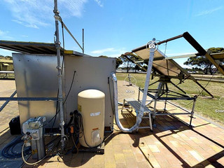 Solar Panel Thermal Efficiency