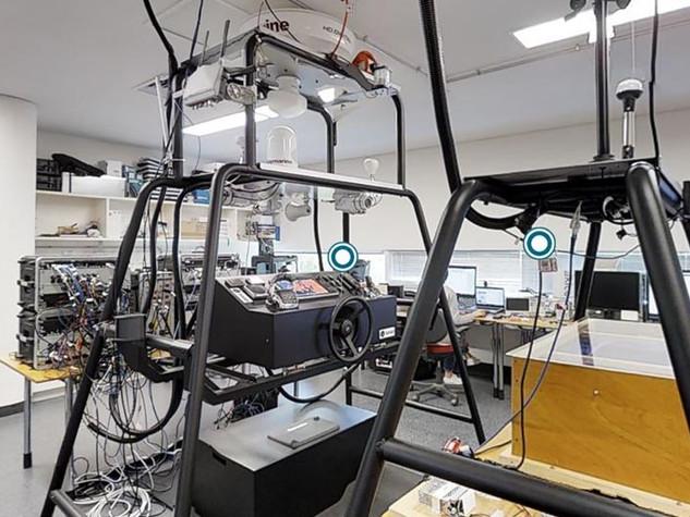SAAB Autonomous Surface Vessels Lab