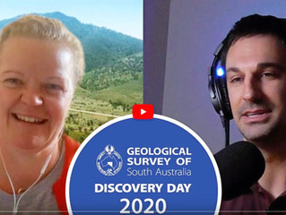 Discovery Day 2020: Geoscience Education