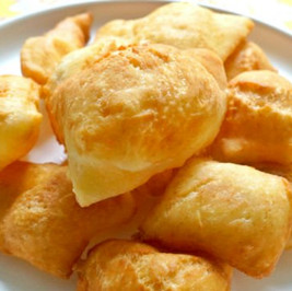 Rising Fried Dough