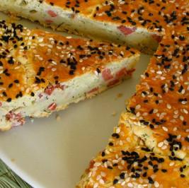 Squishy Breakfast Soudjouk Muffin Recipe