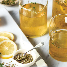 Tea for Good Cough + Ingredients for 6 Months Recipe