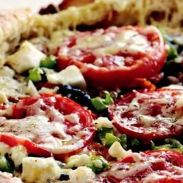 Filling Edge Pizza Recipe