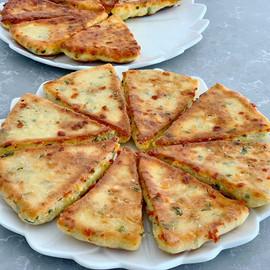 Breakfast Pastry (Pizza Taste)