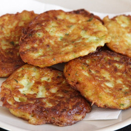 Cheese Potatoes Mucver