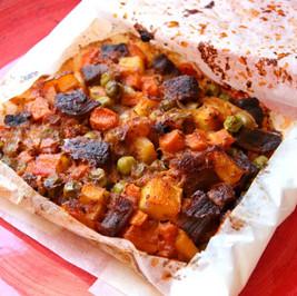 Paper Kebab Recipe