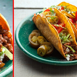 Taco Recipe with Ground Beef