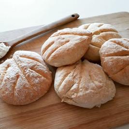 Milk Cotton Bread