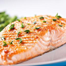 Easy Baked Salmon