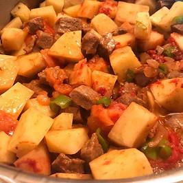 Potato Recipe to Suit Guest