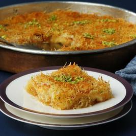 Homemade Kunefe Recipe
