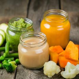 High Vitamin Vegetable Puree