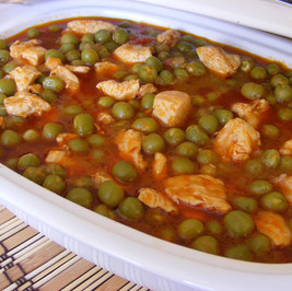 Chicken Pea