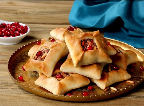 How is Fatayer made? Fatayer recipe