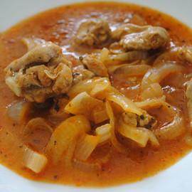 Chicken Stew (Boiled)