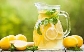 Lemonade Recipe with 1 Orange 1 Lemon