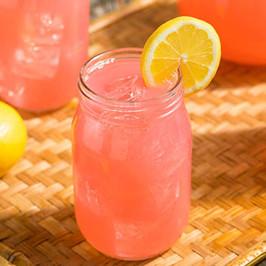 Unsweetened Strawberry Lemonade