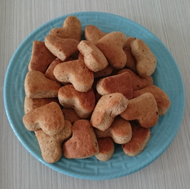 Eggless Biscuit +6 Month Recipe