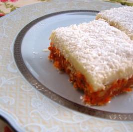 Custard Carrot Dessert Recipe