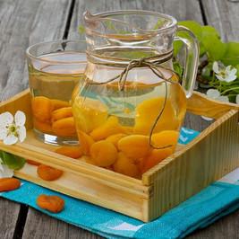 Fresh Apricot Compote Recipe