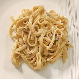 Pasta Recipe with Mushroom Sauce