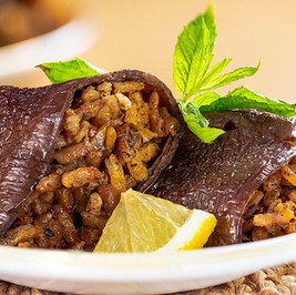 Adana Style Dried Stuffed Eggplant Recipe