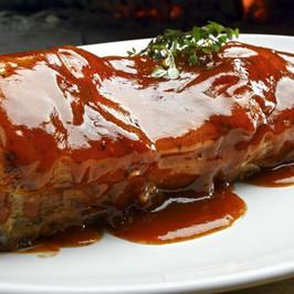 Steak Recipe with Sauce