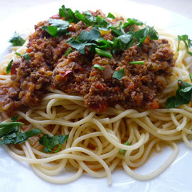 Minced Pasta Recipe
