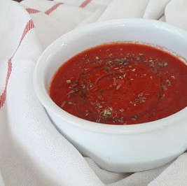 Tomato Sauce with Red Pepper