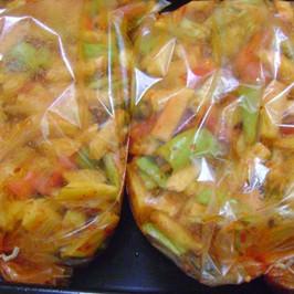 Şipşak Vegetable (In Oven Bag)