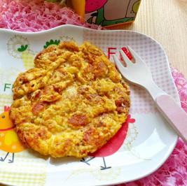 Vegetable Baby Omelette 12m+