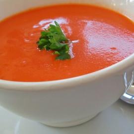Milk Tomato Soup