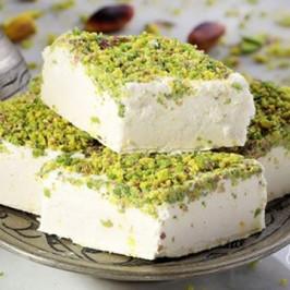 Palace Halva Making Recipe