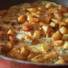 Breakfast Potato Roasting