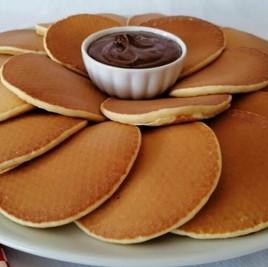 Molasses Pancake