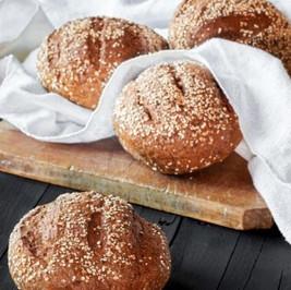 Whole Wheat Flour Baby Bread
