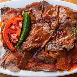 Iskender Kebab Making Recipe at Home