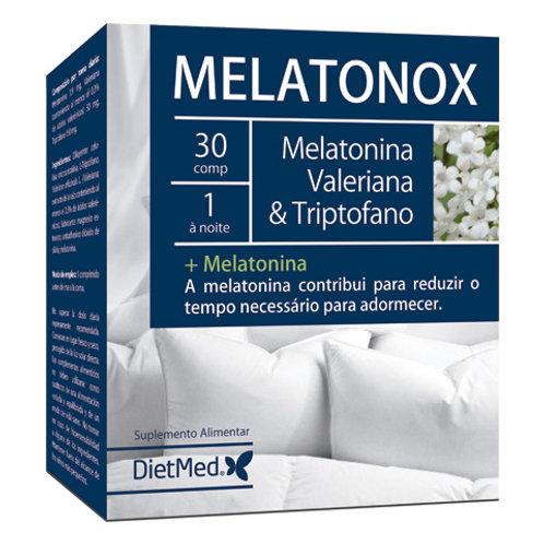 Melatonox 30 e 60 comprimidos