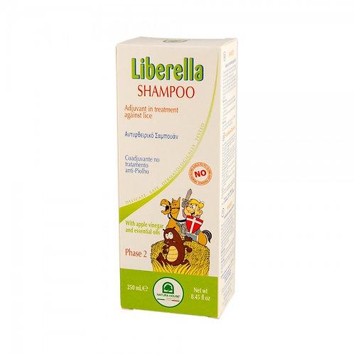 Champô natural para piolhos Liberella